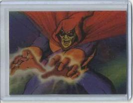 """1996 Marvel Motion HOBGOBLIN """"Promo Card"""" BLANK BACK Lenticular - $34.30"""