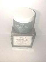 Fresh Umbrian Clay Purifying Mask 3.3 Oz Full Size Authentic In Box Nib - $48.00