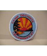 Camp Dechinta NT. Girl Guides Souvenir Badge Patch Crest - $4.99