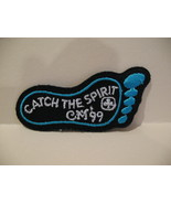 Catch The Spirit Girl Guides Souvenir Badge Patch Crest - $4.99