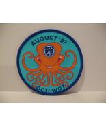 OCTI - WOT 1997 Girl Guides Souvenir Badge Patch Crest - $4.99