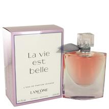 Lancome La Vie Est Belle 2.5 oz L'eau De Parfum Intense Spray image 1