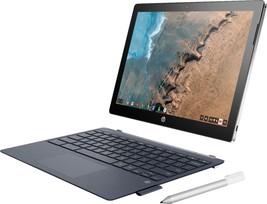 HP Chromebook X2 - Like New - Core m3-7Y30/4 GB/32 GB eMMC/2400x1600 Display - $259.00