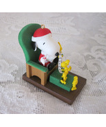 2011 Snoopy Claus Peanuts Gang Hallmark Keepsake Ornament NIB Christmas - $8.99