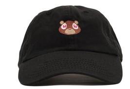 Kanye West Ye Bear Dad Hat Lovely Baseball Cap Summer For Men Women Snap... - $14.85