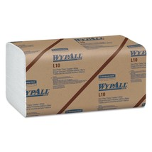 WypAll* L10 SANI-PREP S-Fold Dairy Towels 200 count (Pack of 12) - $61.77
