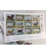 Ehrman Beautiful Sheep Needlepoint Kit 2012 Magie Hollingsworth Canvas S... - $112.19