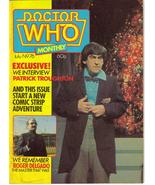 Doctor Who Monthly #78 Patrick Troughton Roger Delgado - $4.95