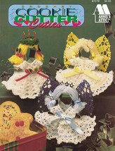 Crochet Cookie Cutter Cuties 87C79 Thread Angels Christmas Holiday Annie's Attic - $4.94