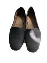 A2 Aerosoles Stitch N Turn Womens Brown Slip On Flats Comfort Shoes Size US 8 - $22.43