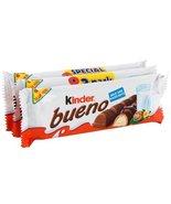 Kinder Bueno Milk 3x43g - $21.37