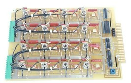 GENERAL ELECTRIC 7610015 TRIAC CARD ASSEMBLY image 1