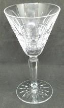 "Waerford Crystal GLENMORE 6 1/2"" Claret Red Wine Glass - $23.36"
