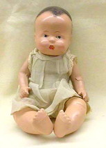 """Chunky 14"""" Composition All Original 1930s Baby Doll - $43.00"""