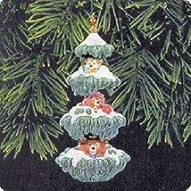 Hallmark Keepsake Christmas Ornament Peekaboo Bears 1998 [Brand New] - $12.55