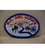 BC. British Columbia Girl Guides Souvenir Badge Patch Crest - $4.99