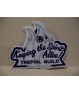 Trefoil Guild Girl Guides Souvenir Badge Patch Crest - $4.99