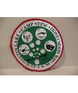 Cultus Lake BC. Girl Guides Souvenir Badge Patch Crest - $4.99