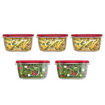 Rubbermaid 10-Pc. Easy Find Lids Food Storage Containers! - $26.77