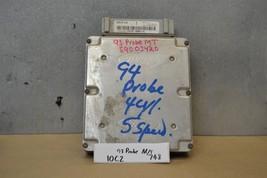 1993 Ford Probe 2.0L MT Engine Control Unit ECU FS1518881A Module 48 10C2 - $39.59
