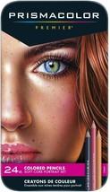 Sanford Prismacolor Premier Colored Pencils, Portrait Set, Soft Core, 24... - $57.86