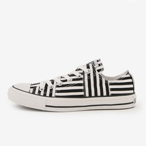 CONVERSE ALL STAR MXBORDER OX White Black Stripe Chuck Taylor Japan Excl... - $130.00
