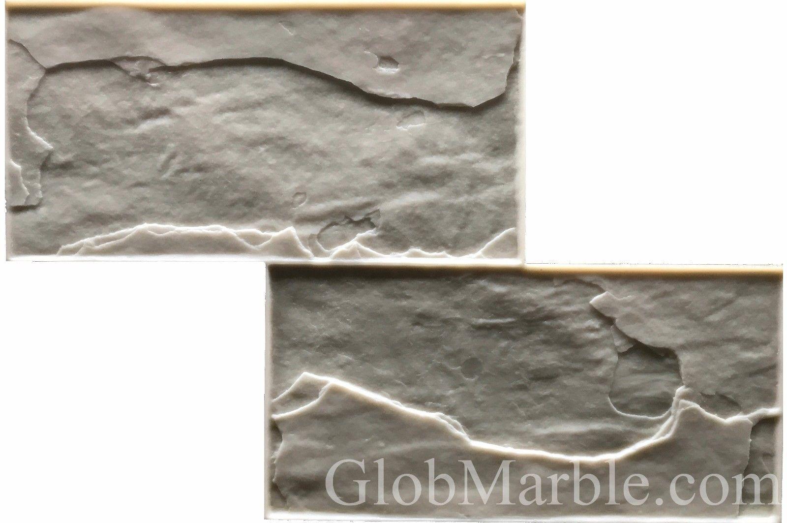 Concrete Stamp Slate Ashlar Concrete Stamp Flex Stamp Floppy Mat SM 2301/F