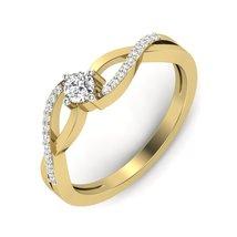 Swarovski Diamond Anniversary Ring Beautiful Bridal Wedding Ring Engagement Ring - $489.99