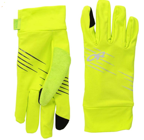 Adult L L/9 Outdoor Research Surge Sensor Touch Screen Gloves 20/40° F