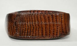 NWT Brahmin Marianna Leather Tote / Shoulder Bag in Pecan Melbourne image 4