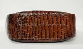 NWT Brahmin Marianna Leather Tote / Shoulder Bag in Pecan Melbourne image 4