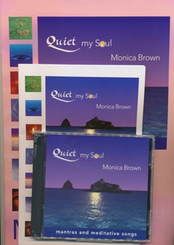 Quiet my soul prayer kit by monica brown