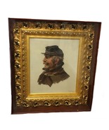 1862 Civil War Soldier Old Vet Colorado History John Dare Howland Oil Pa... - $4,950.00