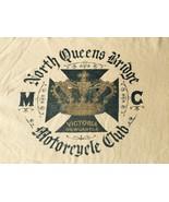 North Queens Bridge Victoria Motorcycle Club Lrg Lucky Brand - $12.34