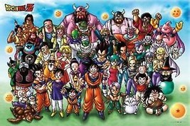 *1000 piece jigsaw puzzle Dragon Ball Z ultra-large set! 50x75cm - $28.15