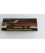 Vintage Model Dealer Promo Turbine Car Chrysler Corporation - $135.00