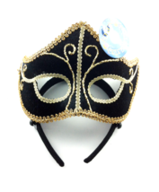 MASQUERADE BALL MASK FETISHHALLOWEEN ROLE-PLAY - £18.97 GBP