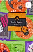 Halloween vinyl tablecloth flannel backing assorted style&size Elrene US... - $13.07+