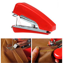 Honana WX-T32 Portable Hand-Held Mini Sewing Machine Clothes Fabric Pock... - $8.97