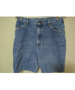 Lee Riders Size 14 Petite 30 Waist Womens Jeans Shorts Vintage Mom - $24.99