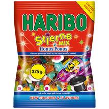 HARIBO Stjerne Mix HOCUS POCUS -375g-Made in Denmark - $9.85