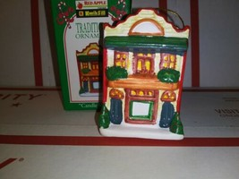 1994 Kwik Fill Traditions Ornament Candle Shoppe Gas Station Christmas X... - $3.87