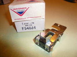 F 54684 Wagner Stop Lite Switch Ford Mercury Mustang Thunderbird NOS Vin... - $7.84