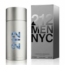Perfume Para Hombre Eau De Toilette En Spray Vaporizador Carolina Herrer... - $79.98