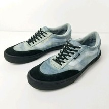 Vans Gilbert Crockett Pro Skate Shoe Mens Size 8 Gray Navy Blue Suede Sk... - $41.90