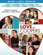 Love The Coopers (2-Disc Combo/Br/DVD/Digital Hd)