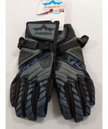 Icon Raiden DKR Waterproof Gloves Insulated Black Size Small - $33.63