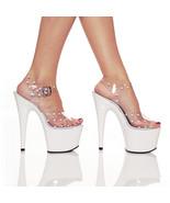 Pleaser Womens SZ 11 Stiletto Shoes Pole Dancer... - $36.00