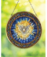 Holy Spirit Glass Suncatcher - $67.95