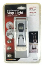 RoadPro- Auto Extending Map Light With Duel LED's - $7.66